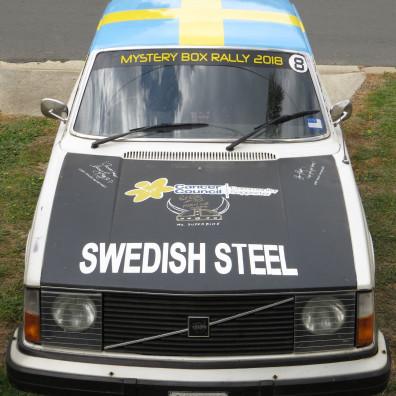 Swedish Steel